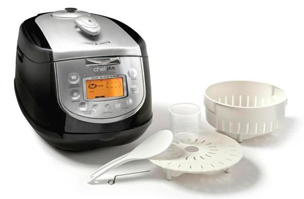 Otros modelos chef plus induction chef plus - Robot de cocina chef titanium ...