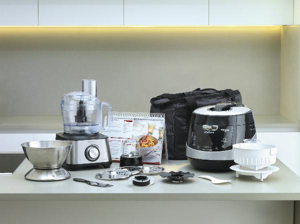 Sistema integral de cocina chef plus - Robot de cocina chef plus ...