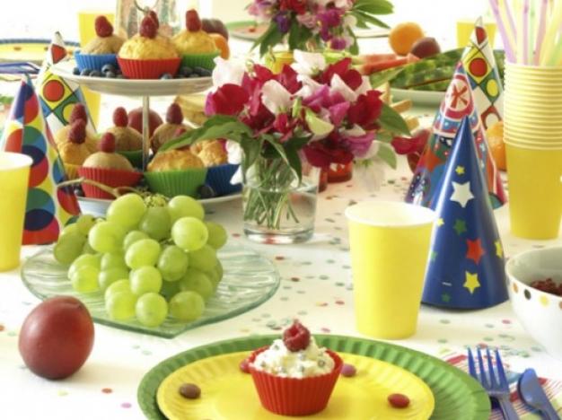5 consejos para una fiesta de cumplea os saludable chef plus - Comida cumpleanos infantiles ...