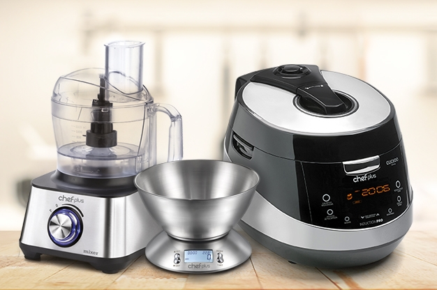Hermoso robot de cocina chef plus induction im genes - Chef plus planeta ...