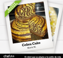 Chef Plus Induction_Cebra cake