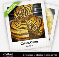 Chef Plus Induction_Cebra cake