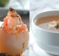 Chef Plus Induction_Dos recetas con alimentos de temporada