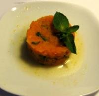 Chef Plus Induction_La receta de hoy: puré de zanahorias, apio y hierbabuena