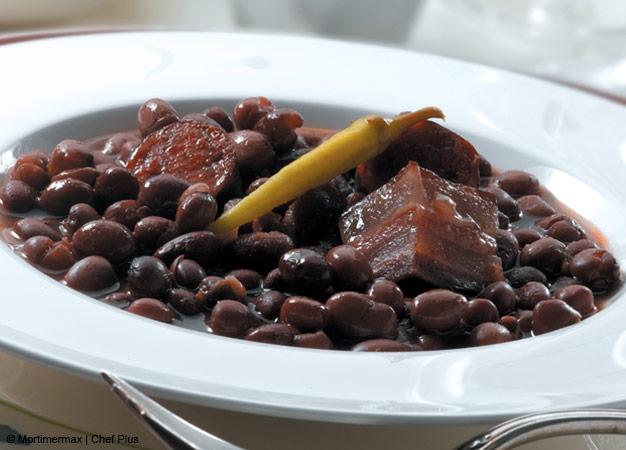 Alubias rojas mexicanas chef plus - Calorias alubias cocidas ...