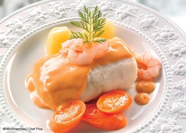 Merluza En Salsa De Marisco Chef Plus