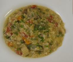 Receta para cocinar menestra murciana de verduras chef plus - Hacer menestra de verduras ...